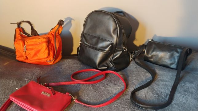 Oddam torebki ze zdjęcia wittchen i inne