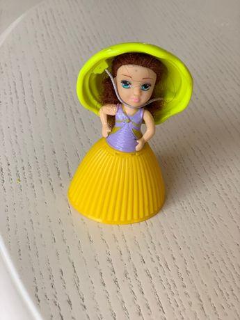 Кукла -кекс с запахом cupcake, девочка, платье