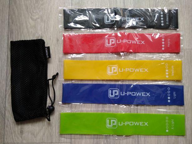U-Powex - фитнес резинки для тренировки, эспандер