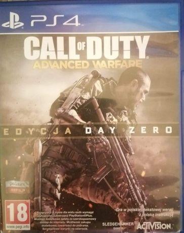 Call Of Duty: Advanced Warfare (Gra PS4)