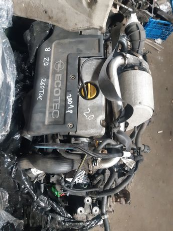 Авторозборка шрот мотор двигун opel Zafira 2.0 дізель