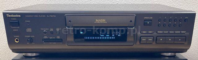 Odtwarzacz CD Technics SL-PS670D
