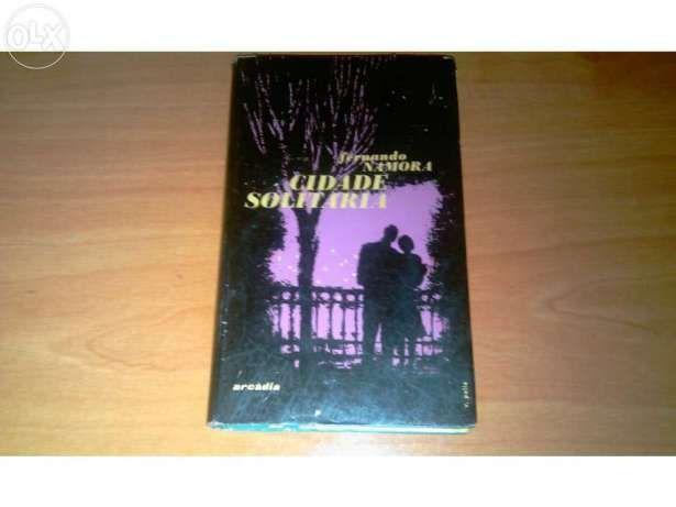 Fernando Namora Cidade Solitária 1° Edição 1959