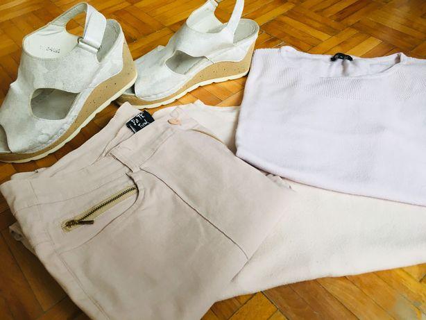 Bluzki, spodnie, buty, pasteLOVE < 3