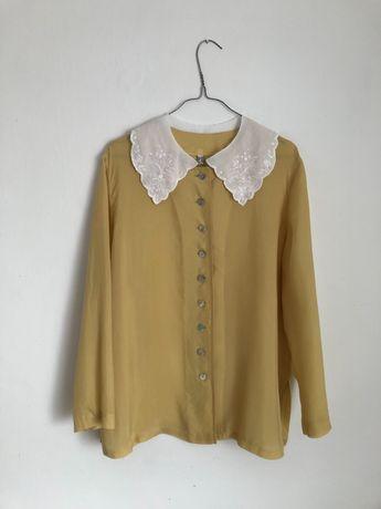 Koszula/bluzka lata 80/90 vintage świetny skład