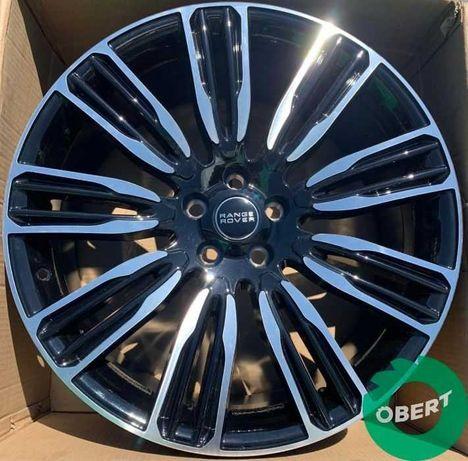 Новые диски 5*108 R20 на Range Rover Evoque Velar Volvo XC90 Ford Edge
