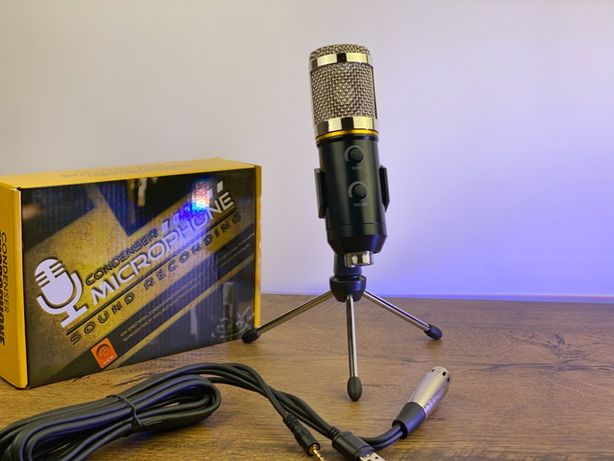 Конденсаторный Микрофон МК-F200TL