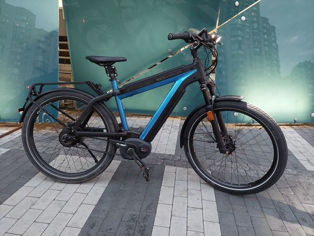 Riese & Muller Supercharger GT Vario HS 45km