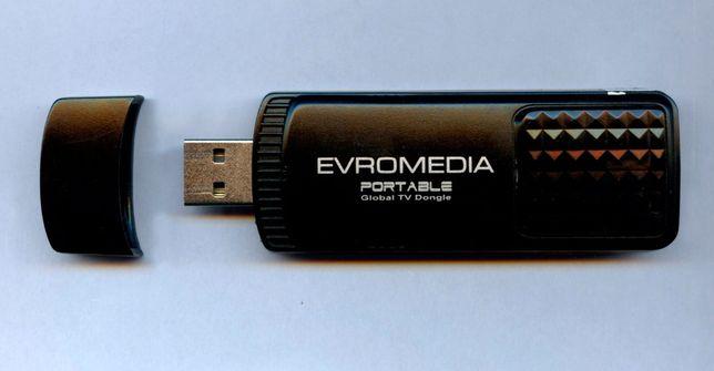 FM тюнер, захват видео, аналоговый TV тюнер для ПК или ноутбука