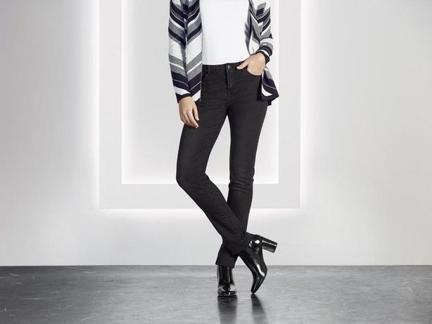 Новые джинсы скинни Esmara Германия 42 EU ( М) наш 48-50.