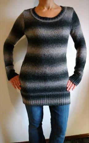 Camisolão / vestido malha