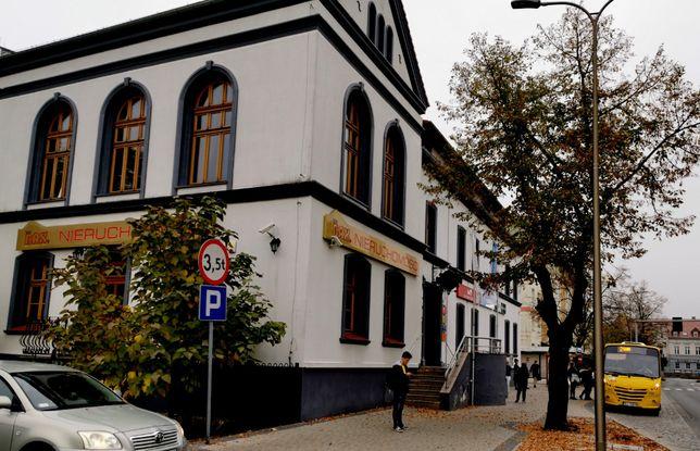 Biuro lokal użytkowy kancelaria do wynajęcia centrum Lubina