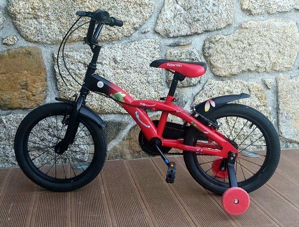 Bicicleta 16 polegadas