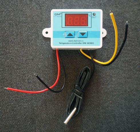 Термостат терморегулятор W3001 нагрев охлаждение 220В 1,5кВт -50+110оC