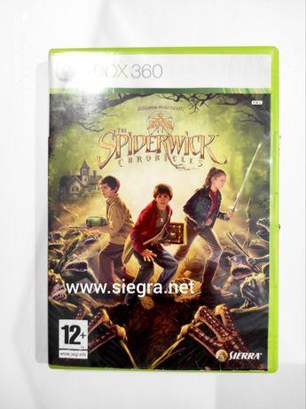 Spiderwick chronicls Xbox 360