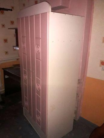 Шкаф  из  детской