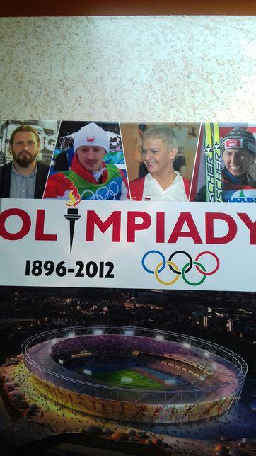 Książka Olimpiady