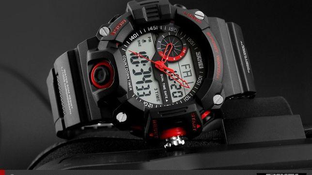 Спортивные водонепроницаемые Мужские часы SKMEI (3 цвета)