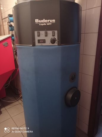 Pompa ciepła CWU Buderus Logafix WPT 300
