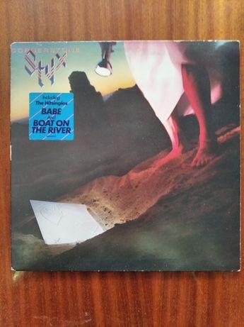 Płyta winylowa - Styx