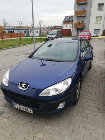 Peugeot 407sw 1,6 hdi 2006