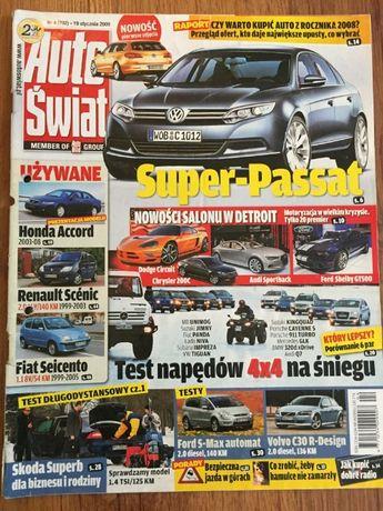 Auto Świat rocznik 2009 - czasopismo
