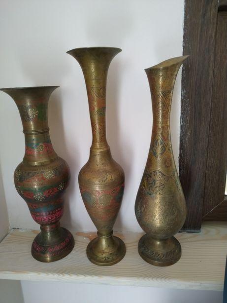 Ваза Індія,ваза підсвічник,латунна ваза для кафе