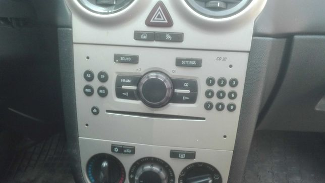 Radio Opel Corsa D CD30 MP3