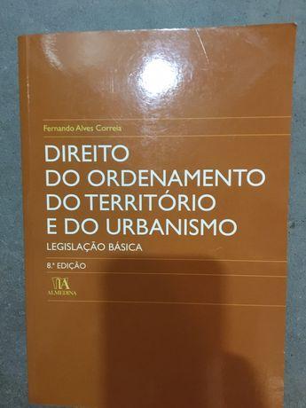 Direito do Ordenamento do Território e do urbanismo