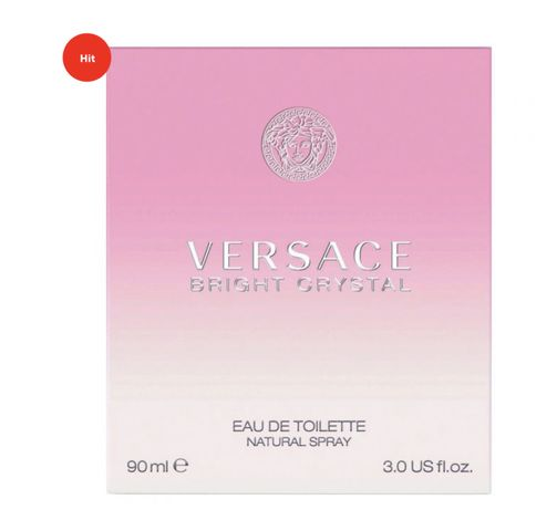 Versace Bright Crystal туалетная вода, духи