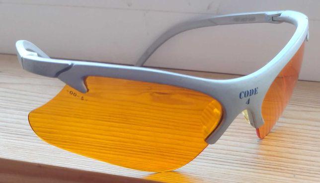 Очки защитные Smith & Wesson Code 4 Orange lens (на запчасти)