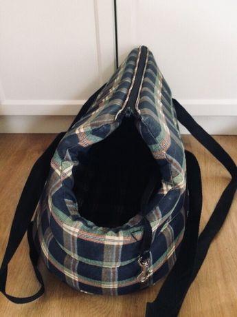 Torba miękka - transport dla kotów lub dla małych psów