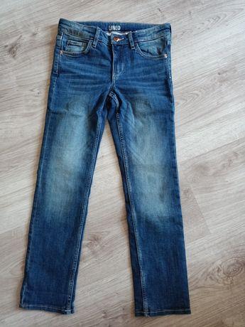 Spodnie H&M 128rozmiar
