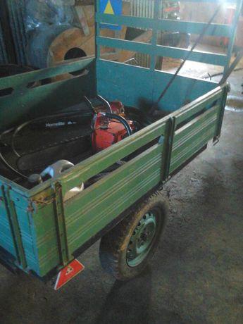 Atrelado - Reboque para mini tractor, motoenxada ou outro