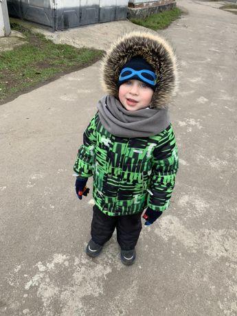 Костюм зимний lenne на мальчика
