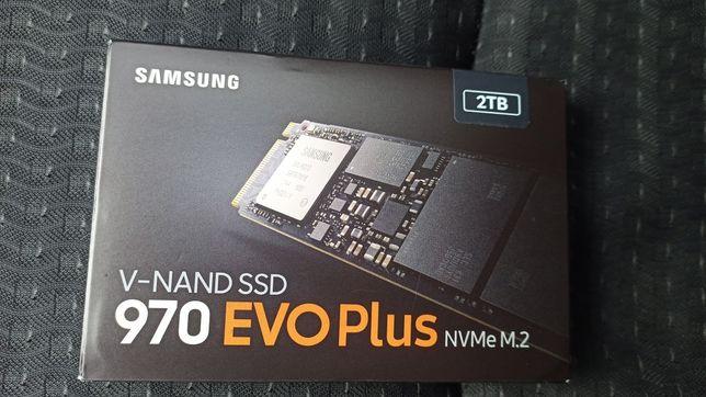 НОВЫЙ! Samsung 970 EVO Plus 2 TB M.2 NVMe (MZ-V7S2T0BW) SSD диск 2 ТБ