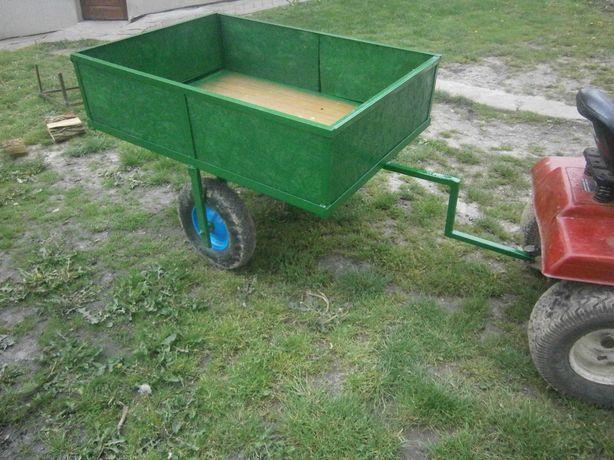 sprzedam ladna przyczepke do quada lub traktorka okazyjna cena