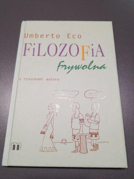 Umberto Eco - Filozofia frywolna z rysunkami autora