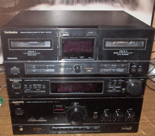 Zestaw audio technics