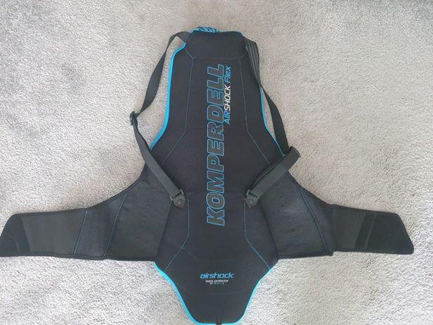 Ochraniacz na kręgosłup KOMPERDELL L snowboard/rower/rolki-KRK-CZWA
