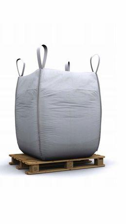 worki BIG BAG Nowe z fartuchem i olejem wysypowym 100x100x120