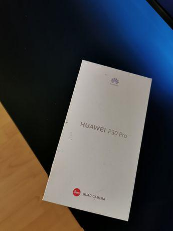 Huawei P30 pro czarny gwarancja