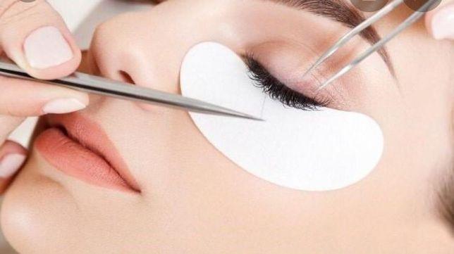 Наращивание ресниц,перманентный макияж(губы,брови,межресничка)