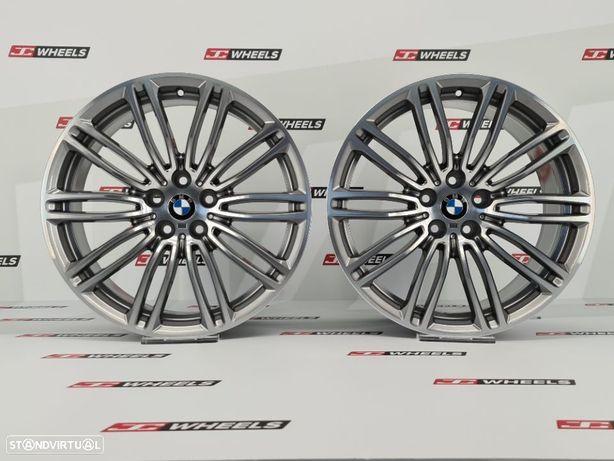 Jantes BMW novo serie 5 G30 pack M 19 5x112