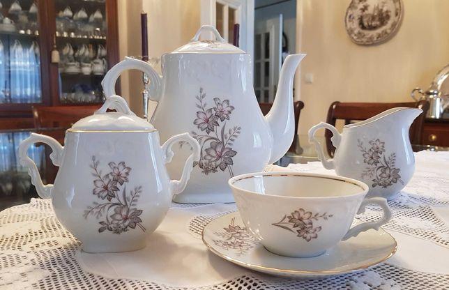 LIQUIDAÇÃO -Serviço chá completo, para 12 pessoas, Vista Alegre