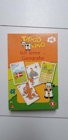 Gra Toggolino Uczę się geografii w języku niemieckim