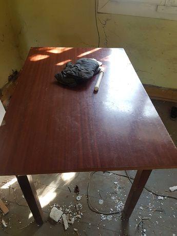 Stół Prl mały prostokątny