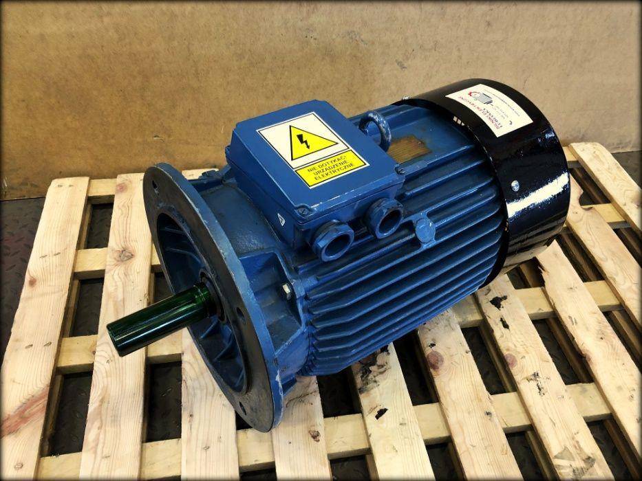 silnik elektryczny dwubiegowy 10,8/7kW 1450/970obr. INDUKTA Pigża - image 1