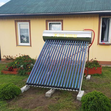 Kolektory słoneczne ciśnieniowy 240l