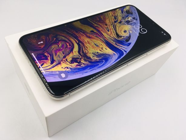 iPhone XS MAX 256GB SPACE GRAY • NOWA bat • GW 1 MSC • AppleCentrum